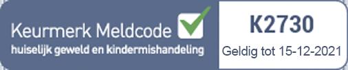 Keurkmerk meldcode k2730